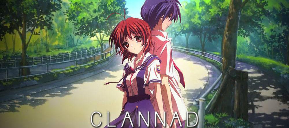 用戶說:看了絕不后悔的CLannad