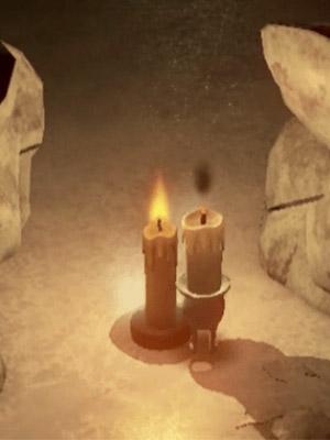 汇报一根蜡烛的自白