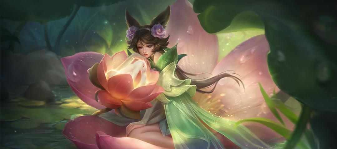 游戏专题:「话题」峡谷女神节之你最擅长哪位巾帼英雄