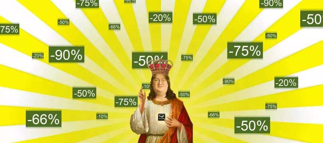 壹周叨逼叨:steam夏季特卖,是时候给G胖充钱了