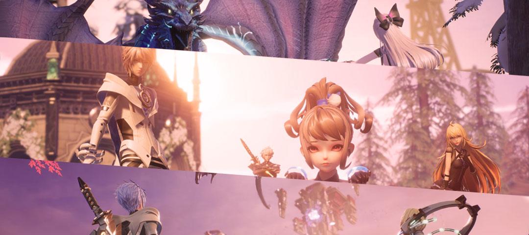 游戏动态:「话题」龙族幻想捏脸大赛