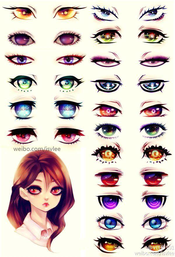 二次元_眼睛的上色!_安卓应用游戏下载- appchina应用