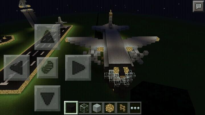 我的世界_我的飞机场!