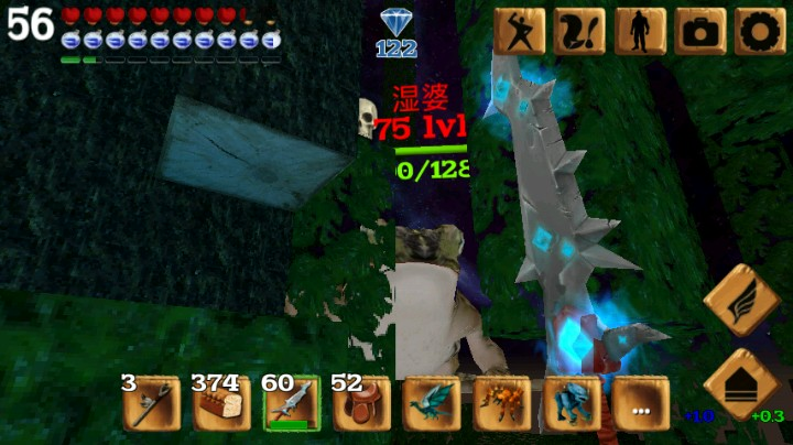 尘封的故事 中文版_这个游戏和我的世界有的比