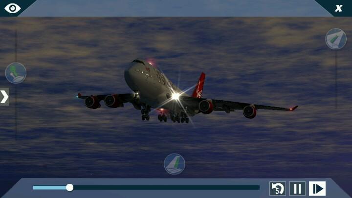 例如游戏朋友《无限试飞》飞机太
