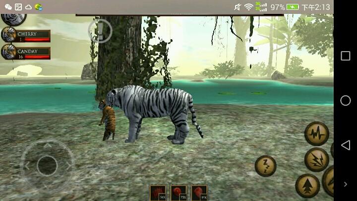 丛林动物模拟器_终极丛林模拟器介绍_安卓应用游戏