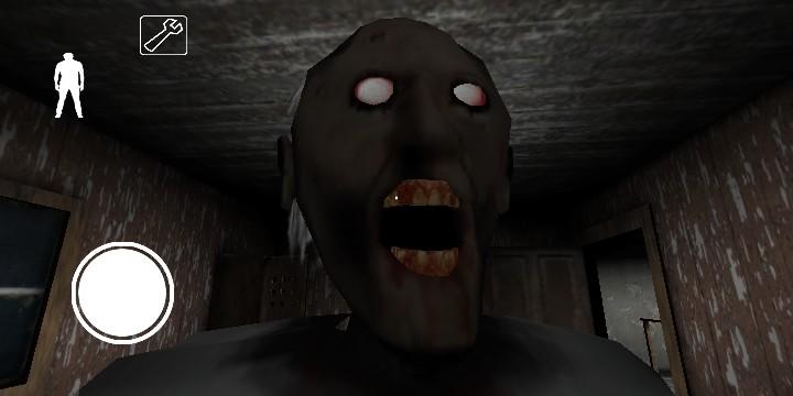 奶奶每天晚上让我插_奶奶:我错了  一个恐怖游戏被我搞的无味